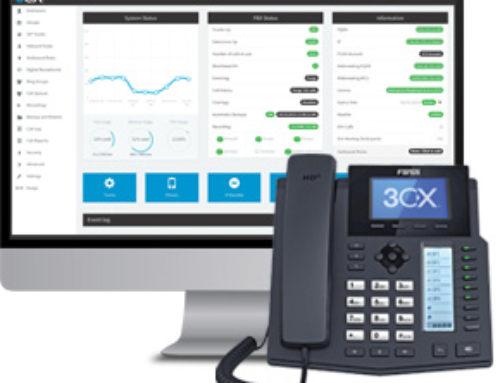 Få kontroll på ditt IP Telefonsystem. Hvor som helst.